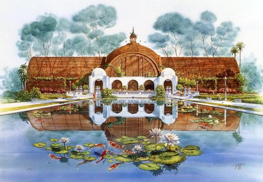 botanical-building-and-lily-pond-balboa-park-john-yato