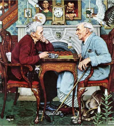 Rockwell-Old-Couple