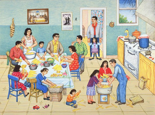 Mexican Family 2