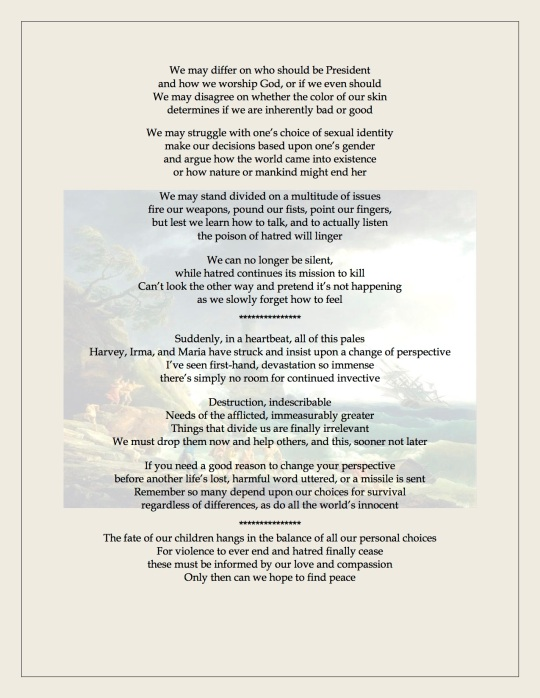 Stevens Poem