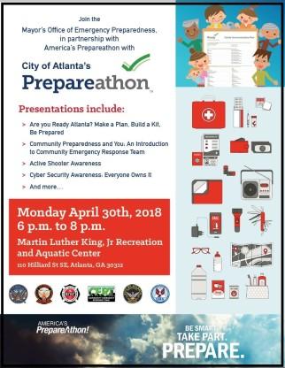 Atlanta Prepare-a-thon