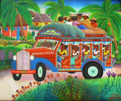 Haitian Artwork